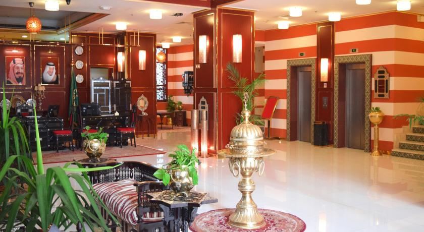 Manazil Al Madinah Hotel Ex Sofaraa Al Eman Hotel-3