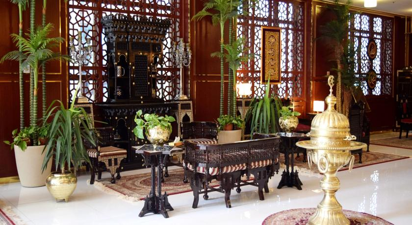 Manazil Al Madinah Hotel Ex Sofaraa Al Eman Hotel-4