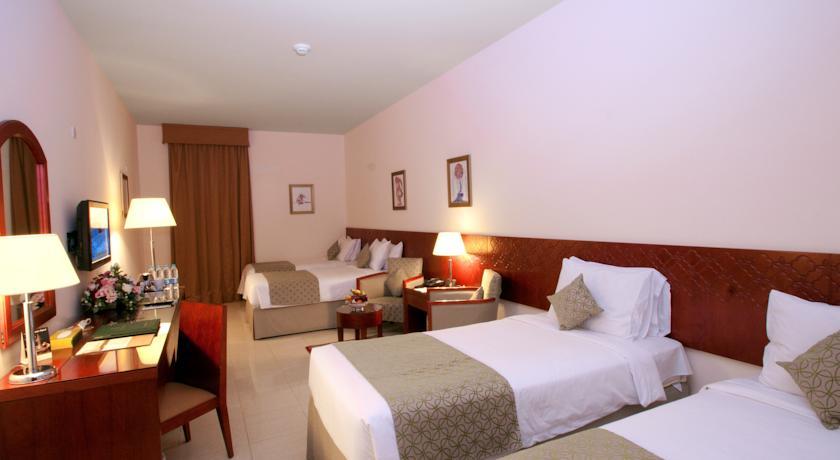 Makarem Umm Al Qura Hotel-10