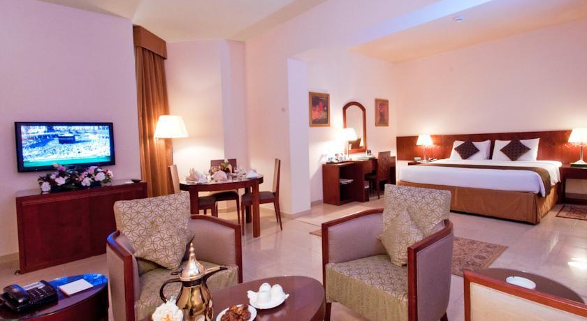 Makarem Umm Al Qura Hotel-11