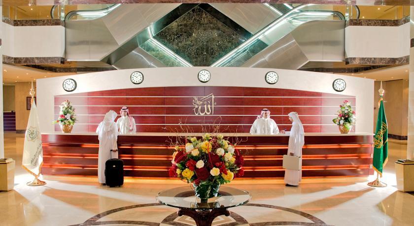 Makarem Umm Al Qura Hotel-13