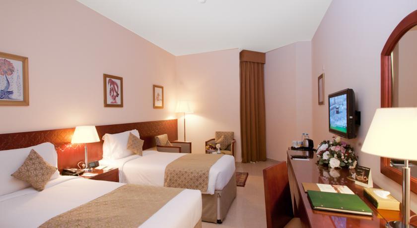 Makarem Umm Al Qura Hotel-8