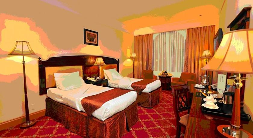 Al Haram Hotel - Al Rawda-15