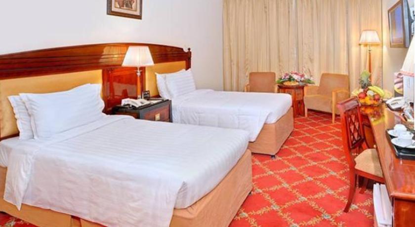 Al Haram Hotel - Al Rawda-18