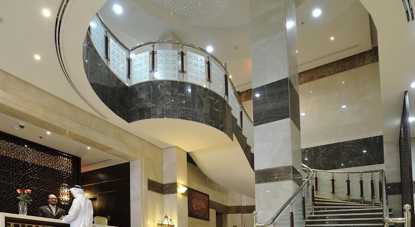 Elaf Meshal Hotel Al Madinah-1