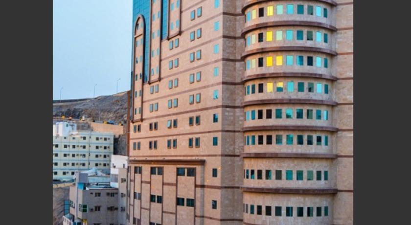 Infinity Hotel Makkah-0