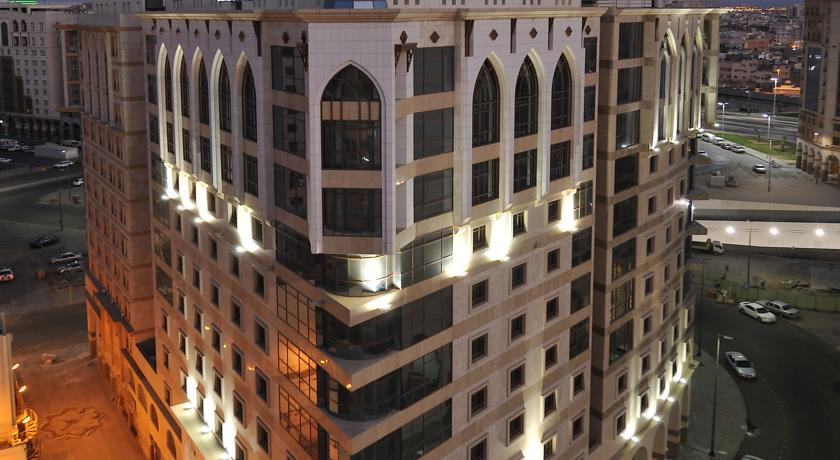 Elaf-Meshal-Hotel-Al-Madinah