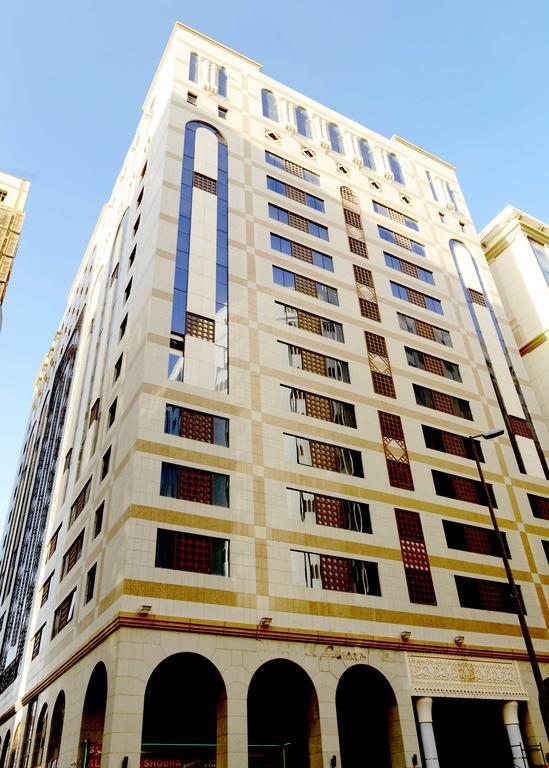 Odst-Al-Madinah-Hotel